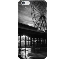 Blackpool Central Pier 2 iPhone Case/Skin