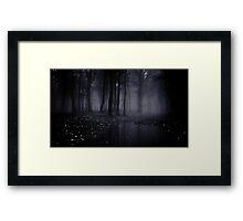 The Dark Forest 1 Framed Print