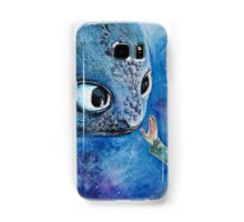 Toothless in Watercolour Samsung Galaxy Case/Skin