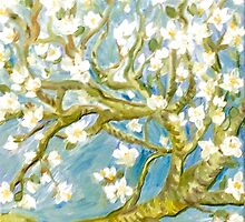 Almond in Bloom: in Quest of all things Vincent by Alma Lee