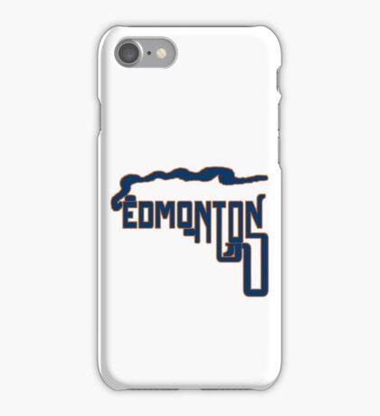 Dedmonton Oil iPhone Case/Skin