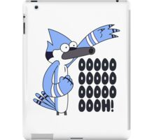 Regular Show - Mordecai Ooooooh! iPad Case/Skin