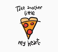 Take Another Little Pizza my Heart Women's Fitted Scoop T-Shirt
