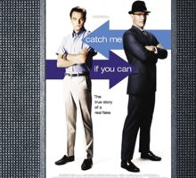 Catch Me if You Can VHS case Sticker
