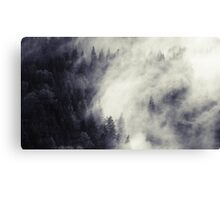 The Dark Forest 3 Canvas Print