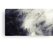The Dark Forest 3 Canvas Print
