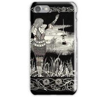 Excalibur Rising From The Lake iPhone Case/Skin