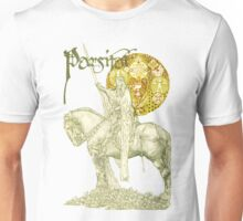PERCEVAL LEGEND /QUEST OF HOLY GRAIL Yellow Green Fantasy Unisex T-Shirt