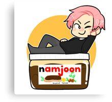 JAMS - Namjoon Canvas Print
