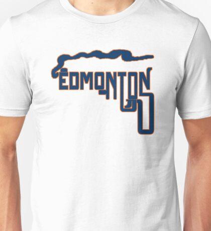Dedmonton Oil Unisex T-Shirt