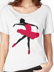 Ballet Dancer Women's Relaxed Fit T-Shirt