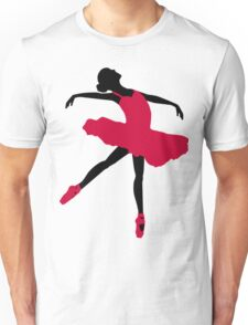 Ballet Dancer Unisex T-Shirt