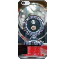 American LaFrance Vintage Fire Truck Gas Cap iPhone Case/Skin