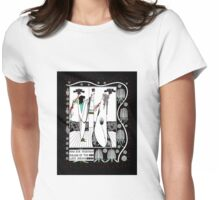 How Sir Tristan Drank the Love Drink Womens Fitted T-Shirt