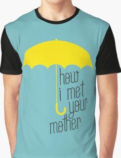 himym minimalist Graphic T-Shirt