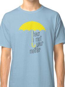 himym minimalist Classic T-Shirt