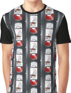 Forrest Gump vhs case Graphic T-Shirt