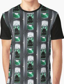 The Matrix vhs iphone-case Graphic T-Shirt