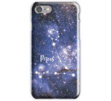 Pisces Zodiac Sign, February 19 - March 20 iPhone Case/Skin