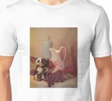 '11:59 P.M.' - Funny Gremlins Parody of Gizmo - Altered Thrift Art by Dave Pollot Unisex T-Shirt