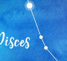 Pisces Zodiac Sign, February 19 - March 20 Sticker