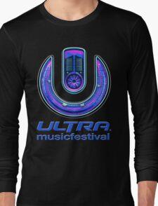 ULTRA MUSIC FESTIVAL Long Sleeve T-Shirt