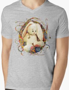 Too Much Candy ~ Poor Baby! Mens V-Neck T-Shirt