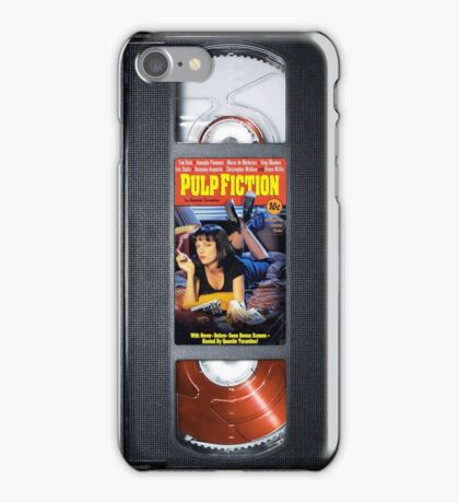 Pulp Fiction case iPhone Case/Skin