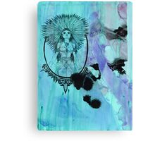My Lady of the North Canvas Print