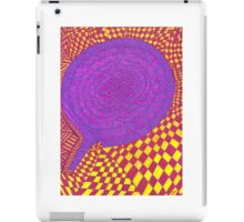 Magic Mirror iPad Case/Skin