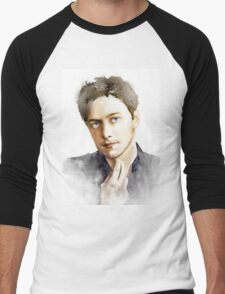 James McAvoy Men's Baseball ¾ T-Shirt