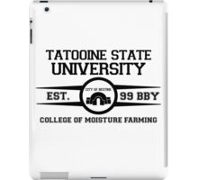 Tatooine State University (Star Wars) iPad Case/Skin