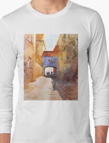 akwarelka 78 Long Sleeve T-Shirt