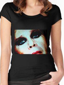 16002 Ossy Osbourne Women's Fitted Scoop T-Shirt