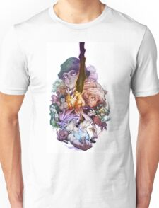 Epic Caricature Anime Unisex T-Shirt