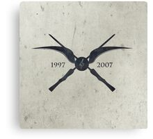 Snitch 1997 - 2007 Canvas Print