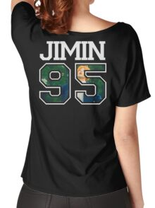 BTS - Jimin 95 Women's Relaxed Fit T-Shirt