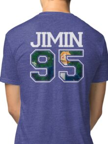 BTS - Jimin 95 Tri-blend T-Shirt