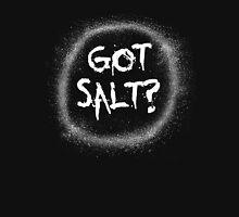 Got salt? Supernatural Womens Fitted T-Shirt