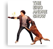 The Eric Andre Show Canvas Print
