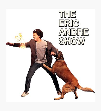 The Eric Andre Show Photographic Print