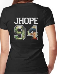 BTS - J-Hope 94 Womens Fitted T-Shirt