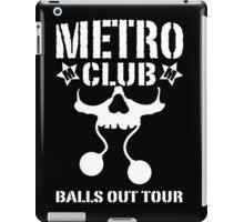 METRO CLUB iPad Case/Skin