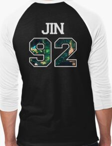 BTS - Jin 92 Men's Baseball ¾ T-Shirt