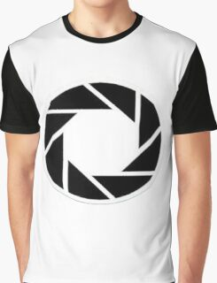 Aperture Graphic T-Shirt