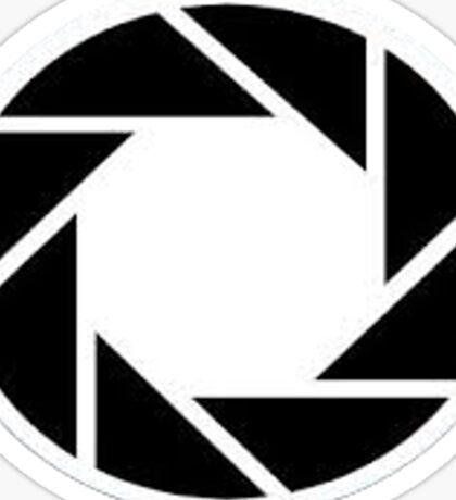 Aperture Sticker