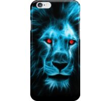 King of the Jungle - Lion Tee - Leo T-Shirt iPhone Case/Skin