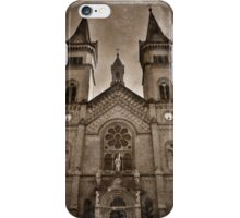 Cathedral Sepia iPhone Case/Skin