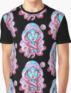 Octopi Graphic T-Shirt