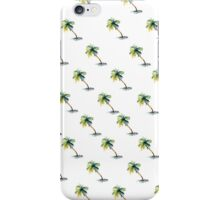 Palm Trees Take Over iPhone Case/Skin